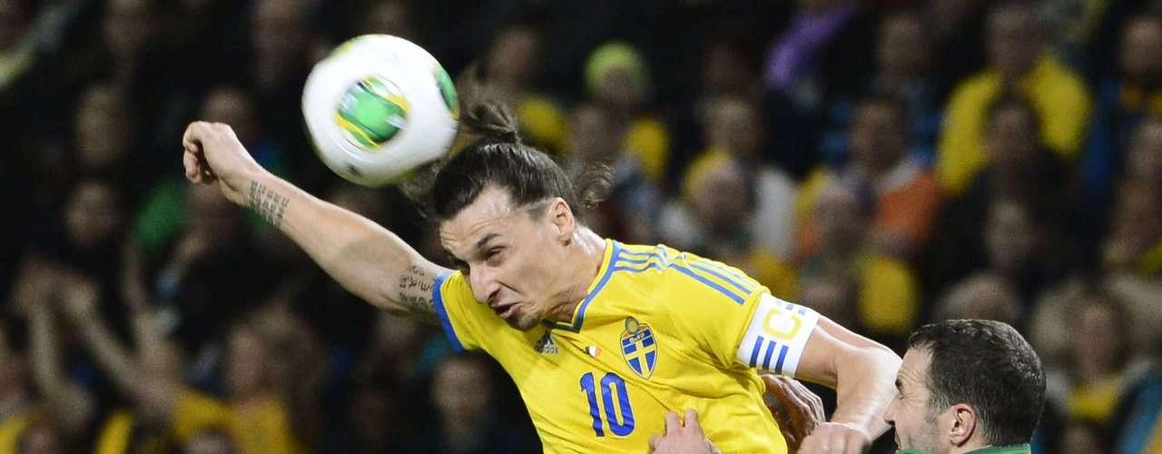 Zlatan Ibrahimovic - Suecia