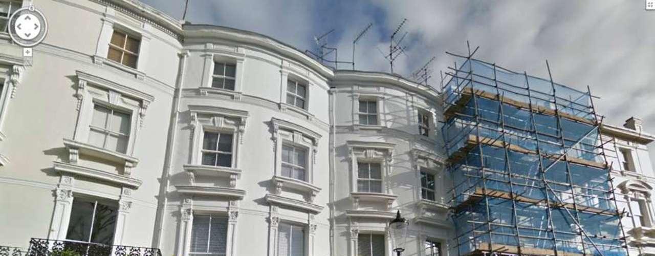 Sus últimas horas antes de ser trasladado al hospital de Santa María Abad las pasó en el hotel Smarkand en Londres.