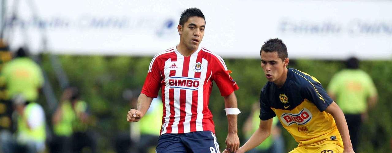 En el Clausura 2012, Paul Aguilar anotó el gol del triunfo a cinco minutos del final, para que América se impusiera por primera vez a Chivas (1-0) en el estadio Omnilife.