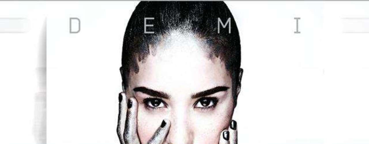 Demi Lovato reveló al mundo la portada de su nuevo álbum, que podría salir al mercado el 14 de mayo. En la imagen del que vendría a ser el cuarto disco de su fructífera carrera musical, la cantante aparece despojada de ropa, con el cuerpo lleno de una especie de escarcha negra.