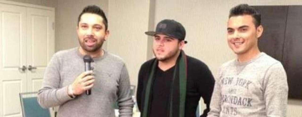 La Banda El Recodo, Gerardo Ortiz y La Banda Los Recoditos presentarona través de un twitcam los detalles de la gira que emprenderán en conjunto y que han titulado \