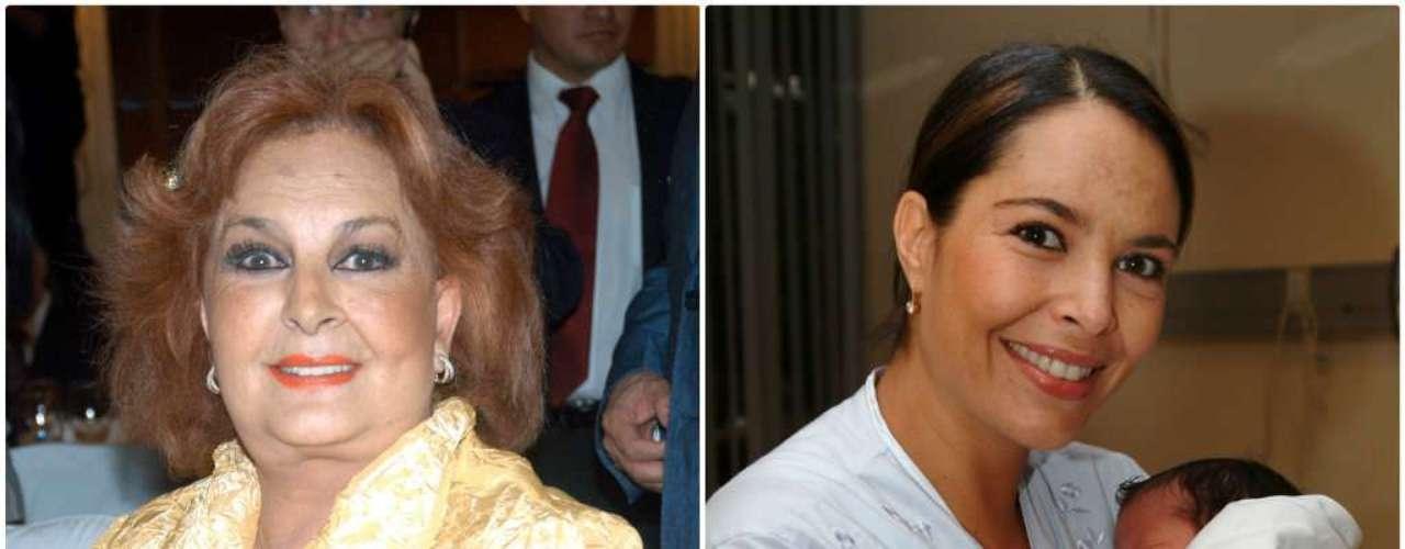 La 'Dama del bien decir', Talina Fernández, ha llorado por años la desaparición temprana de su adorada hija, Mariana Levy. La actriz, que estaba casada con José María Fernández, 'El Pirru', sufrió un infarto cardiaco al ser atracada en una calle del DF en abril de 2005. Tenía 38 años y dejó una hija, llamada María (fruto de su matrimonio con el actor Ariel López Padilla), a quien Talina adoptó.