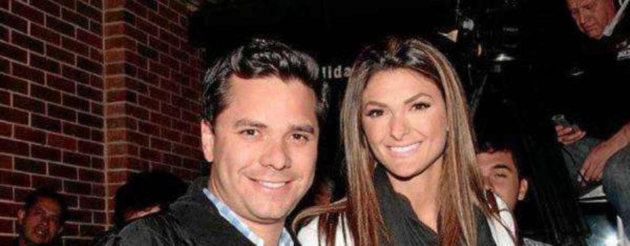 En el set de grabación de Noticias Caracol surgió el amor entre Siad Char y Luis Carlos Vélez. La pareja pasará por el altar.
