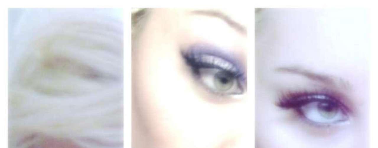 Amanda Bynes juega con sus labios en instagram.