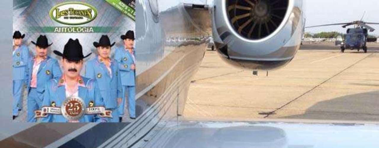 Los Tucanes de Tijuana compartieron fotografías que muestran los daños que sufrió el Lear Jet, en el que viajaban el pasado fin de semana. Por suerte el incidente no pasó a mayores gracias a la astucia de los pilotos que se encontraban al mando de la aeronave, señalaron los intérpretes de \