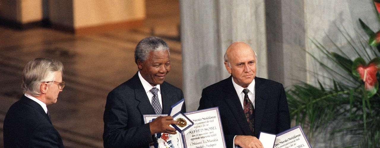 8. Premio Nobel de la Paz: \