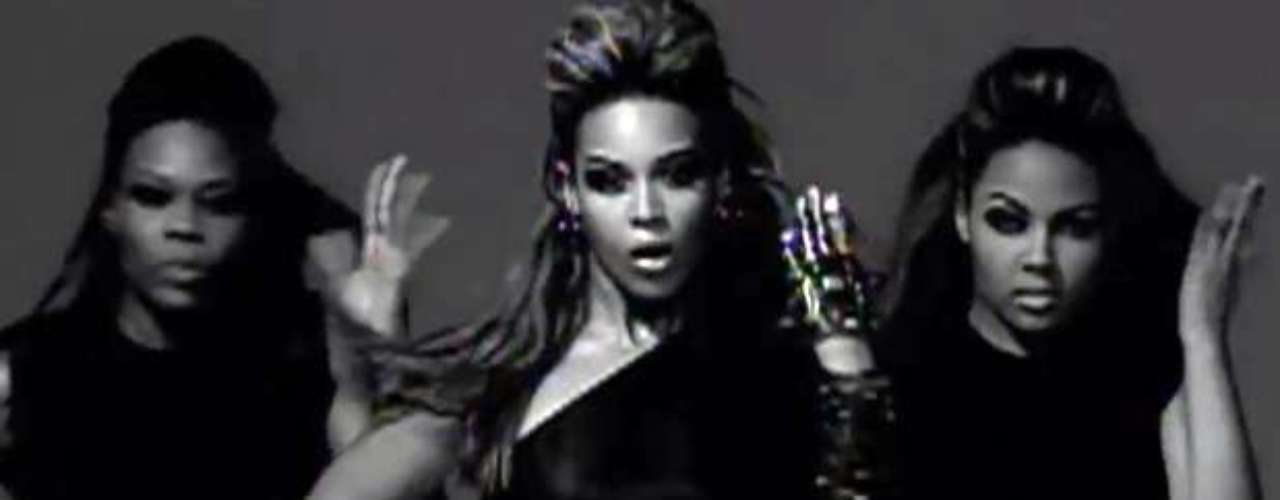 La caliente Sasha Fierce, personaje de Beyoncé en \