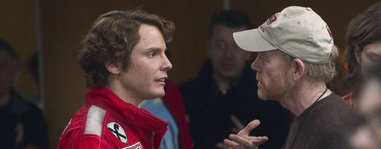 El Filme se basa en la temporada de Fórmula 1 de 1976 y el duelo entre los piloto James Hunt y Niki Lauda.
