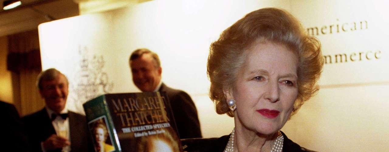 Los años de Thatcher también estuvieron marcados por su fuerte alianza con el expresidente de EE.UU. Ronald Reagan y su oposición al comunismo.