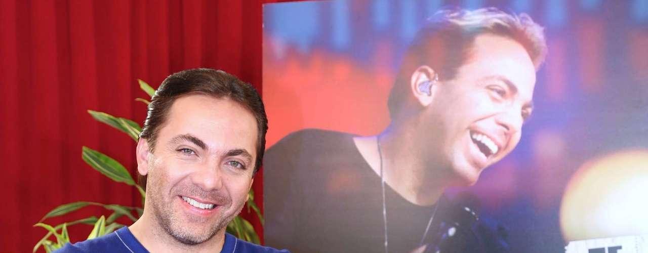 Cristian Castro estrena su álbum \
