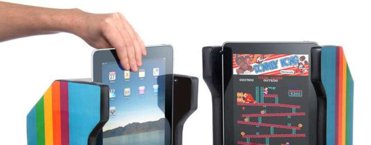 iCade convierte tu iPad en una máquina recreativa. Precio: no disponible
