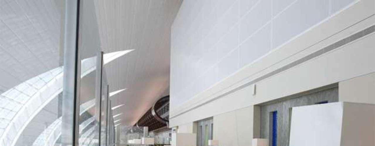 El aeropuerto de esta metrópoli fue el de mayor crecimiento en capacidad de pasajeros en el último año.