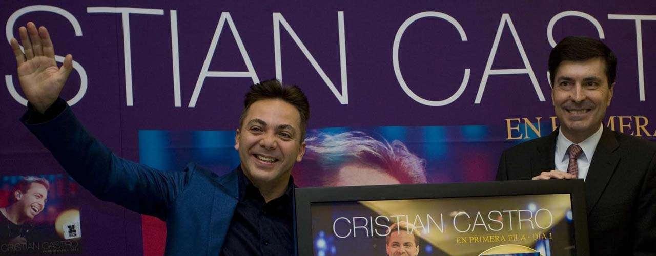 Cristian detalló que es un hombre dedicado a la disciplina que es su mayor pasión, el canto.