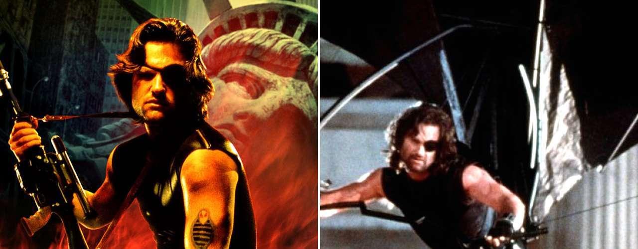 Las dos aventuras cinematográficas de 'Snake Plissken' (Kurt Russell) se centran en dos escenarios postapocalípticos en los que sobrevivir es casi una carrera de resistencia. 'Escape de Nueva York' (1981) -ambientada en 1997- y 'Escape de Los Ángeles' (1996) -ambientada en 2013- tienen mucha acción que recuerda al cine de serie B que inundaba los cines en los años 60 y 70.