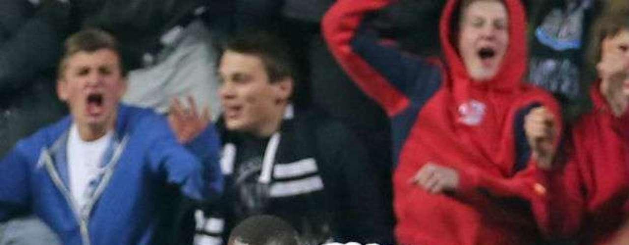Pese haber jugado de local, el Newcastle no pudo remontar y se quedó en la fase de cuartos.