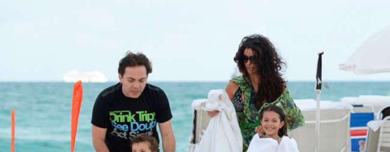 Castro había dicho recientemente en rueda de prensa cuán especiales son sus hijos para él y ofreció algunos detalles sobre ellos: