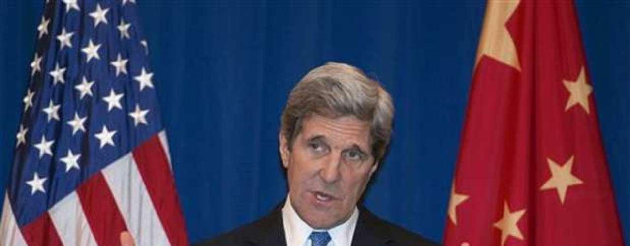 La visita a Pekín del secretario de Estado estadounidense, John Kerry, ha afianzado la apuesta conjunta de EEUU y China de solucionar el conflicto de la península coreana mediante la vía \