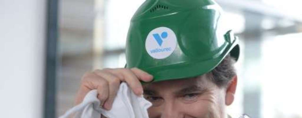 Arnaud Montebourg, Ministro de Recuperación Productiva.Tiene un patrimonio total de 594.000 euros, sobre todo en bienes inmobiliarios.