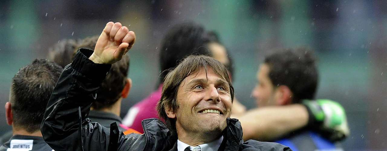 Juventus manager, Antonio Conte, is another favorable candidate after bringing Juventus back to glory in the Serie A, where they won the league undefeated last season and successfully defended their title this season.