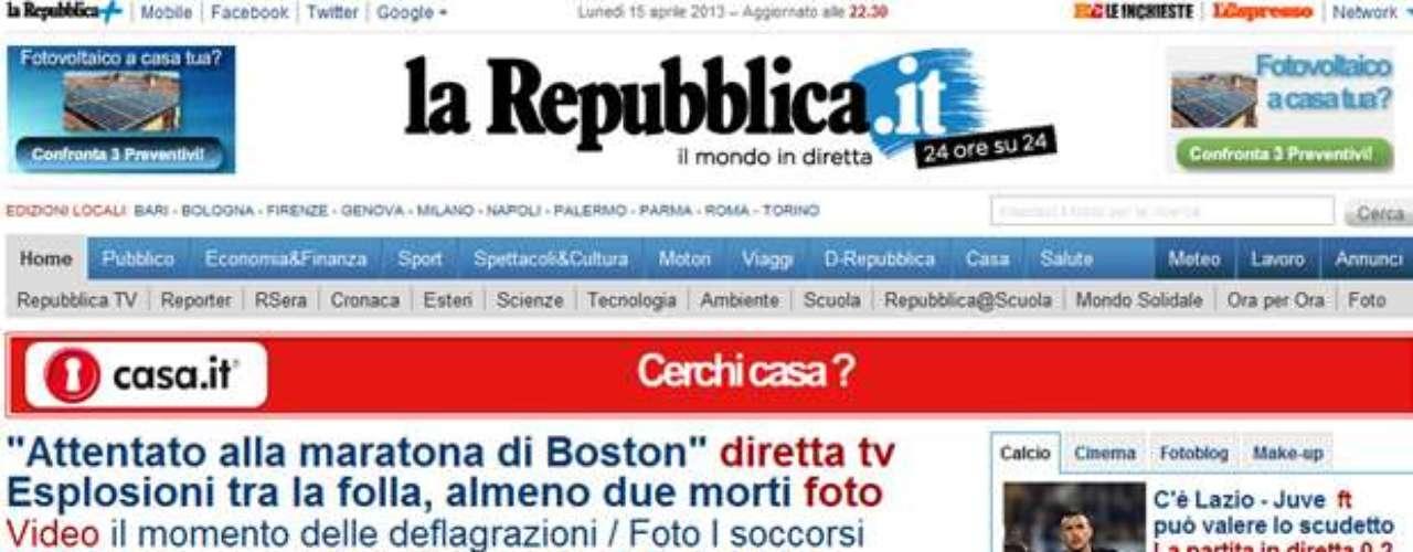 La Repubblica de Italia