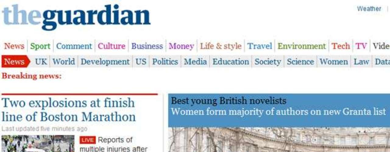 Así lo ve el diario británico The Guardian