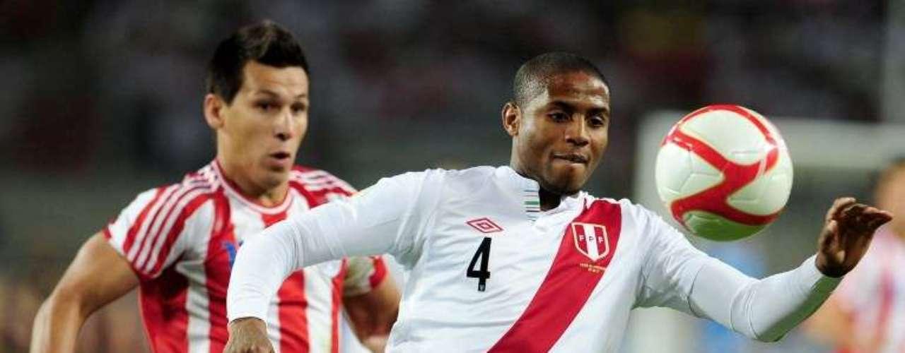 Roberto Guizasola es lateral derecho del Juan Aurich y es uno de los seleccionados de experiencia que presenta Markarián..