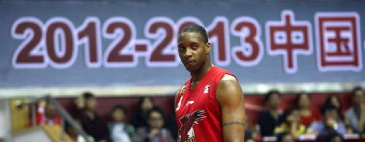 Tracy McGrady vuelve a la NBA tras su paso por China
