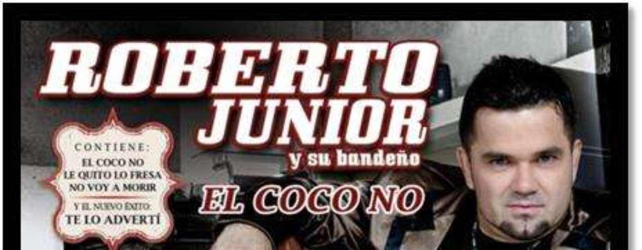 Roberto Junior Y Su Bandeño sacaron a la venta la producción discográfica titulada \