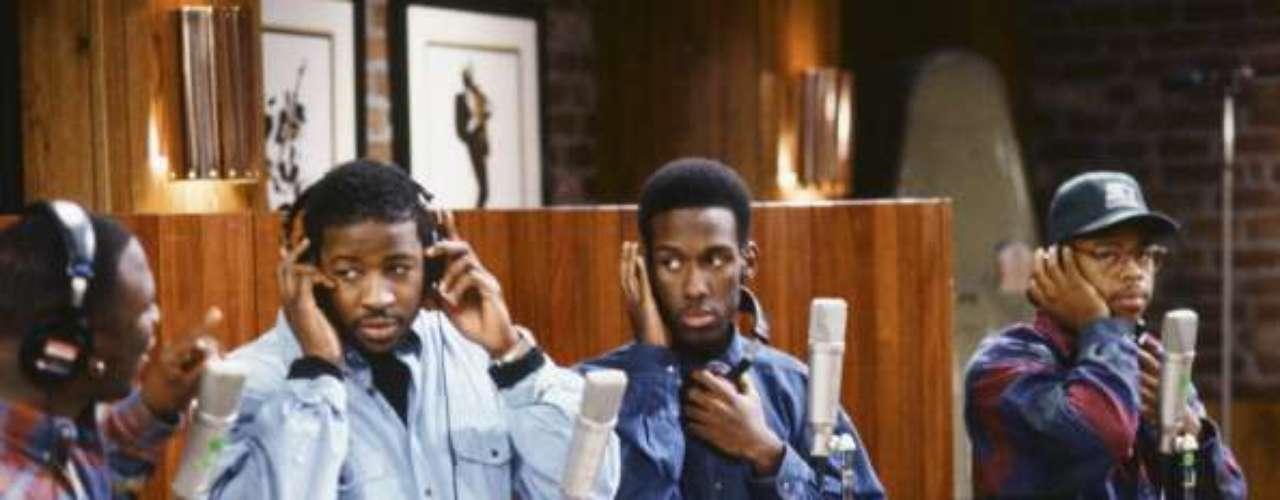 'Boyz II Men', uno de los grupos más exitosos de R&B de todos los tiempos, se posicionó a principios de los 90 como una de las 'boy bands' del momento.