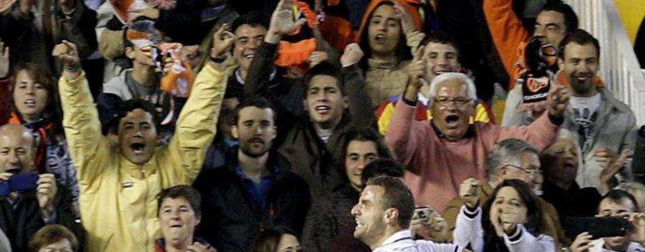 Liga BBVA. Jornada 32ª. Valencia - Málaga