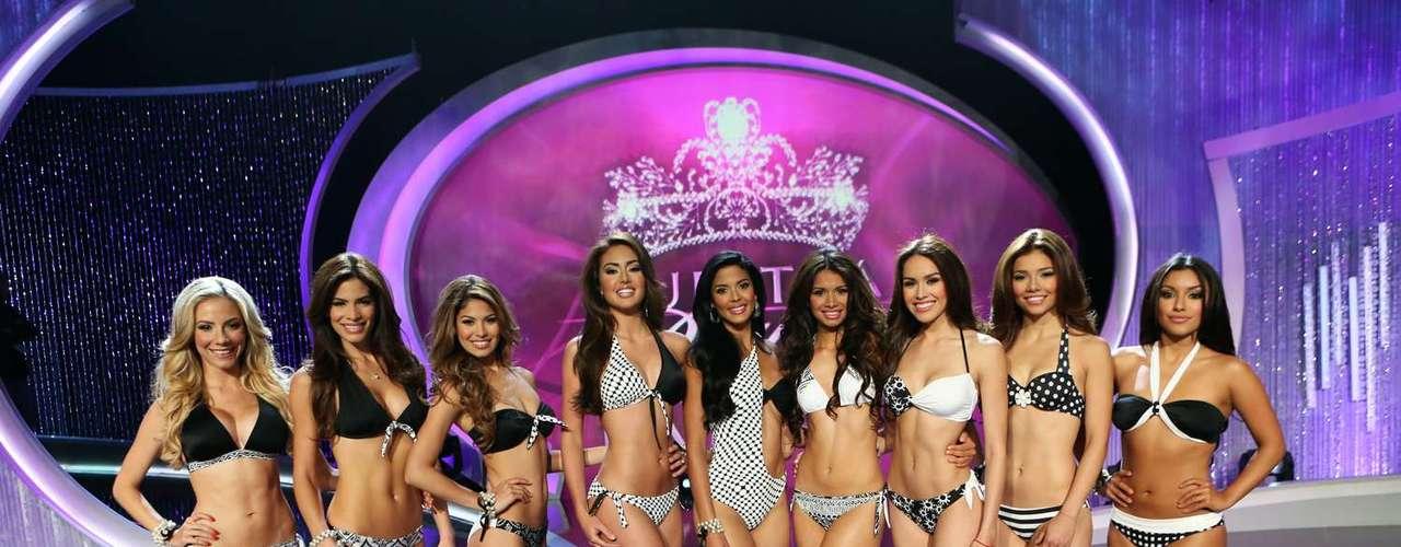 Es así como se mantiene toda la tensión de este certamen de belleza que espera elegir a la representante Latina de este 2013 ¿Quién será la nueva soberana?