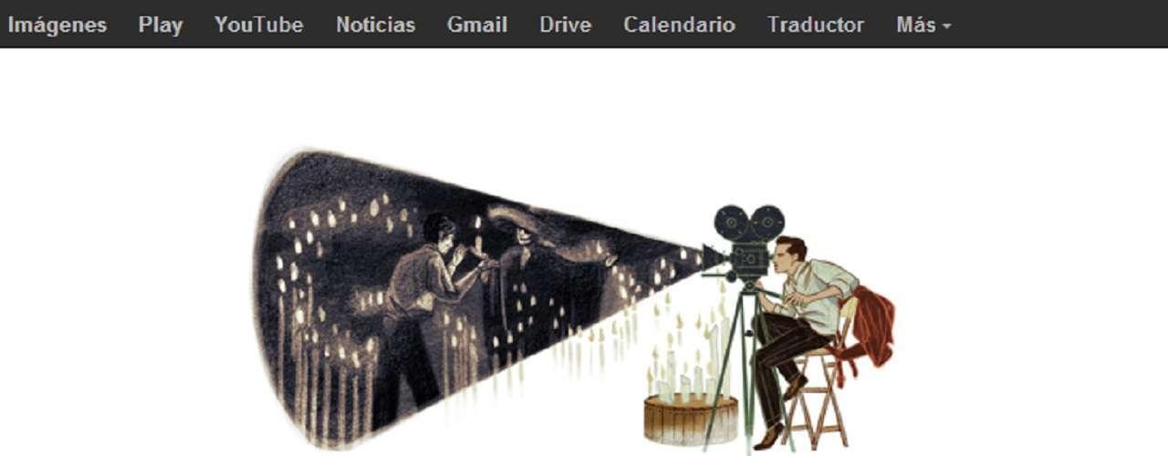Este 24 de abril, Google México recuerda al cinefotógrafo y director de fotografía mexicano Gabriel Figueroa Mateos con un doodle a 106 años de su nacimiento.