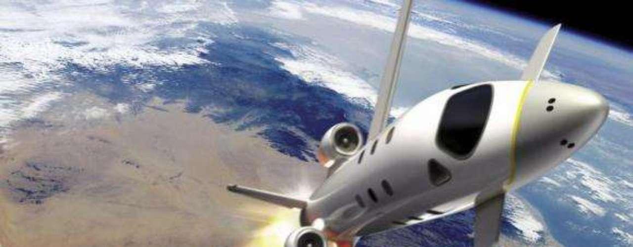 Los aviones EADS Atrium, permitirá a los turistas espaciales experimentar la ingravidez brevemente fuera de la atmósfera de la Tierra. La aeronave, del tamaño de un jet ejecutivo, está diseñada para llevar a cuatro pasajeros a unos 100 kilómetros de la Tierra, donde podrán experimentar unos tres minutos de ingravidez y ver la curvatura de la tierra.