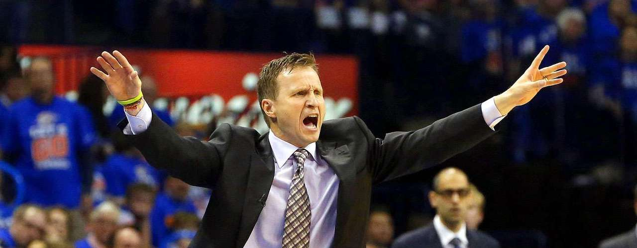Rockets vs. Thunder: El headcoach Scott Brooks le pide más defensa a los jugadores de Oklahoma City.