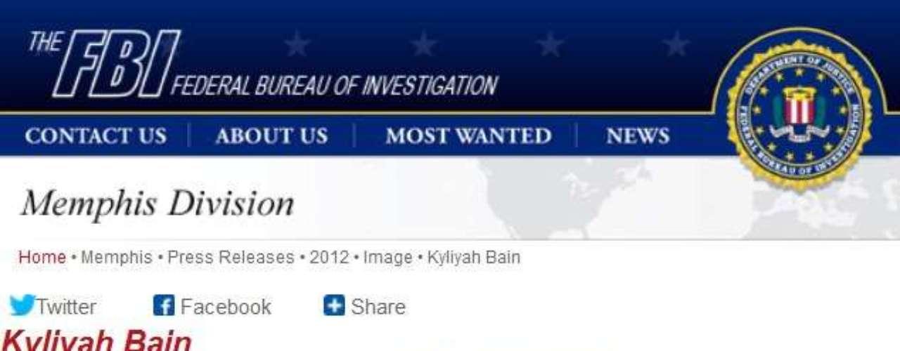 Alexandria Bain, de 12 años y Kyliyah Bain de 8 años sobrevivieron un secuestro. El secuestrador había matado a su madre y su hermana hermanas el 11 de mayo de 2011. Las niñas no habían consumido agua ni alimentos por tres días antes de ser rescatadas. El secuestrador fue identificado como Adam Mayes, de 35 años, quien fue acusado del asesinato de la madre de las niñas Jo Ann Bain y de la hija mayor Adrienne. El crimen ocurrió el 27 de abril de 2012 en Tennessee y las autoridades dijeron que el hombre reclamaba ser el padre de las dos niñas secuestradas. La esposa del secuestrador, Teresa Mayes, también fue acusada en el caso porque ella presenció los asesinatos y luego vio como su marido manejó con las niñas secuestradas y los cuerpos hasta Mississippi.