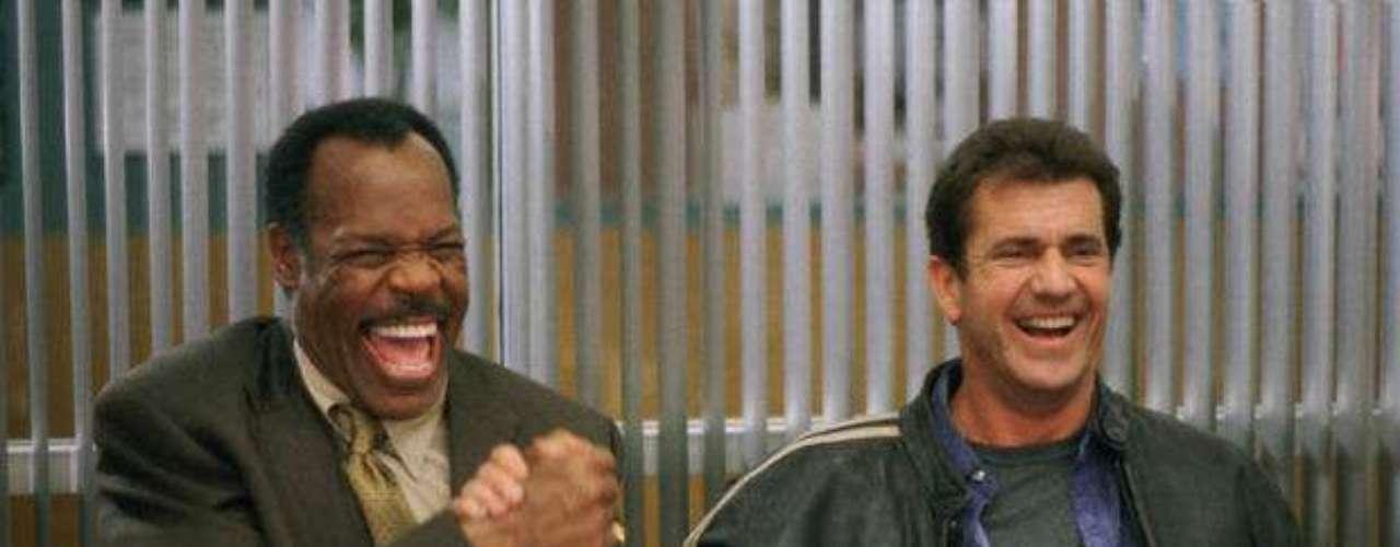 Mel Gibson. Aunque ahora se desempeña más como director, Gibson gozó de una época de fama y roles memorables en los ochenta y noventas. Así, por protagonizar Arma Mortal 4 en 1998 se hizo con 30 millones solo en salario.