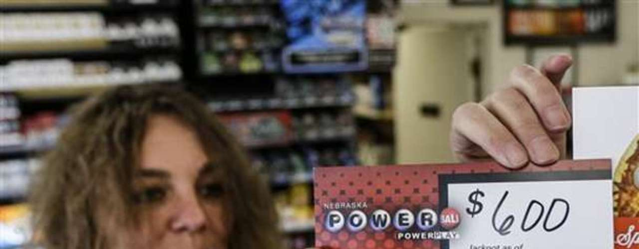 Al igual que todas los juegos de lotería de Estados Unidos, las ganancias están sujetas a impuestos. (Fuente: Agencias).