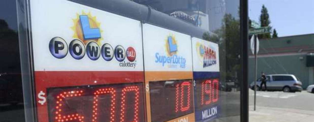 En un comunicado, la agencia de lotería del estado de Iowa (norte) dijo que el actual premio mayor,por el que se pudoapostar en 43 estados, fue \
