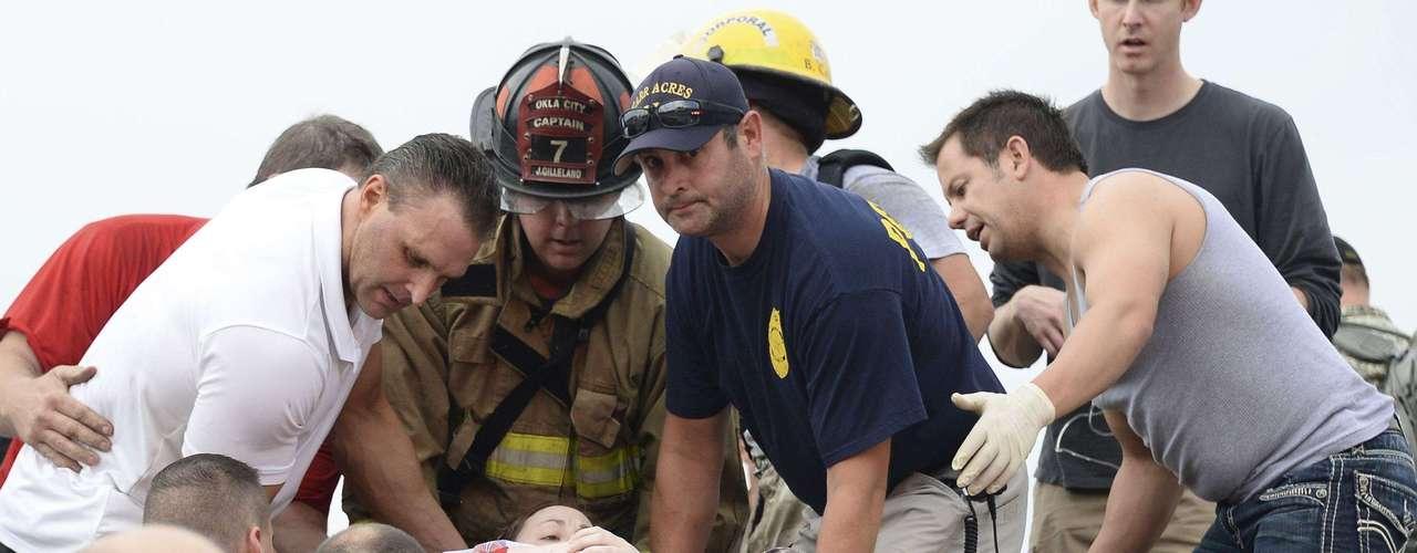 El domingo pasadofue declarado el estado de emergencia en 16 condados del estado.