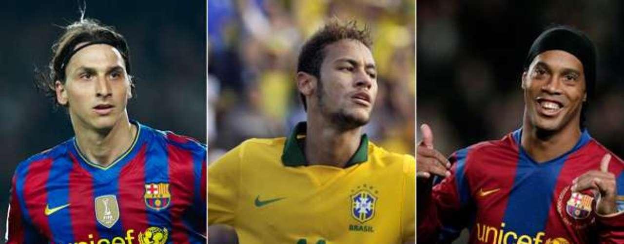 Después de que Neymar firmara por elBarcelona, el contrato de cinco año ha entrado en los libros de récords del club catalán. Terra te cuenta cuáles han sido los fichajes más caros del Barça en la historia. (Fuente: transfermarkt.com)