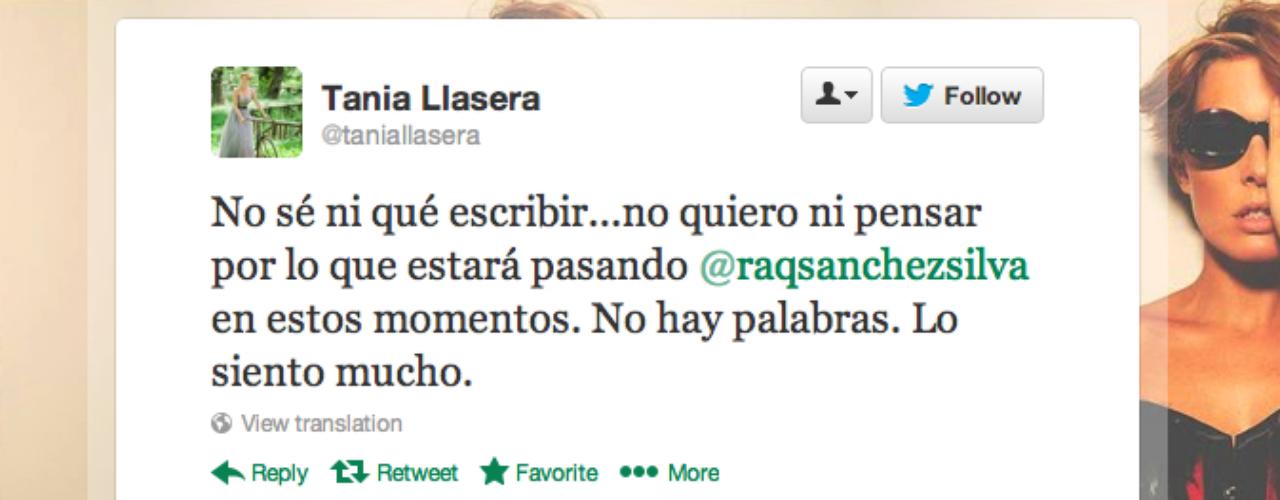 Tania Llasera: \