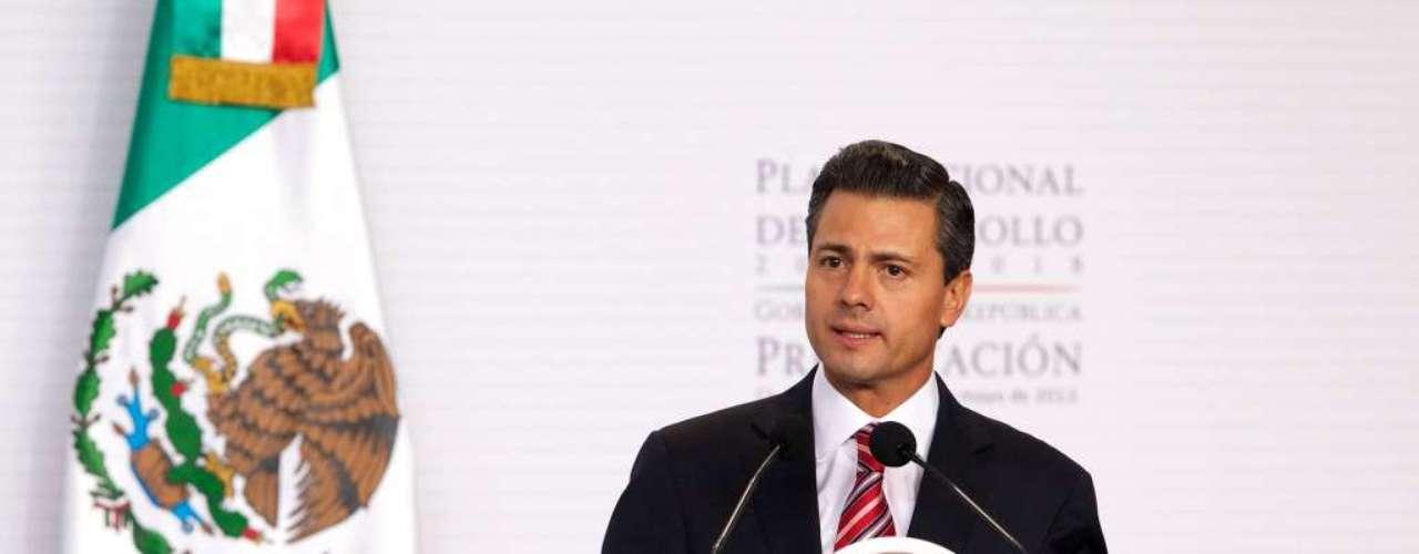 En los próximos cinco años y medio, Peña Nieto tendrá que abatir los elevados niveles de pobreza, erradicar la violencia generada por el narcotráfico y aumentar el crecimiento de la economía mexicana.
