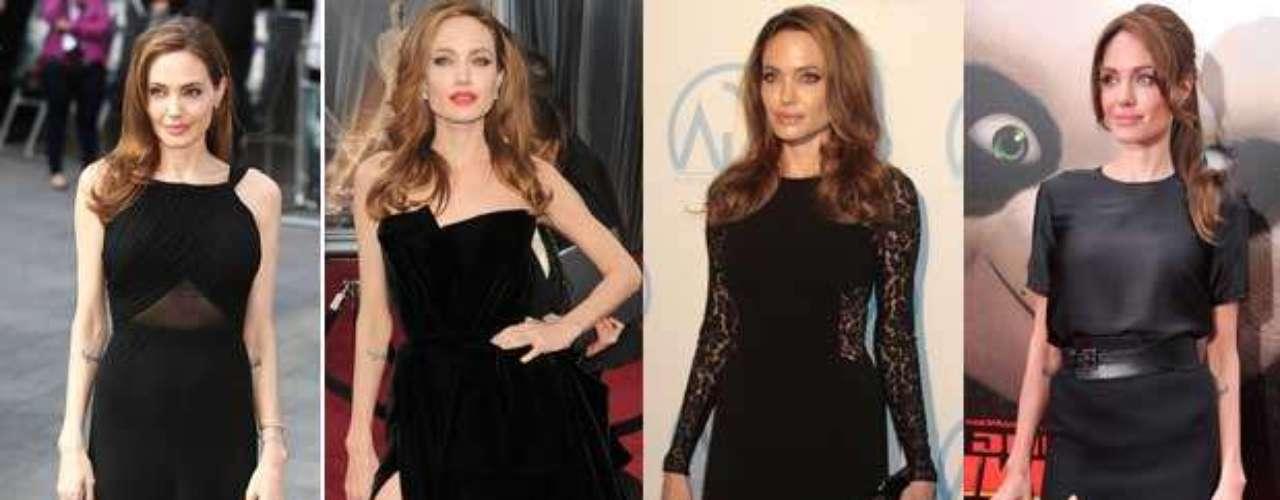 Angelina Jolie siempre ha sido considerada una de las mujeres más elegantes del planeta. Tras su mastectomía, sus looks se han modificcado ligeramente pero siguen siendo igualmente sofisticados y atractivos.