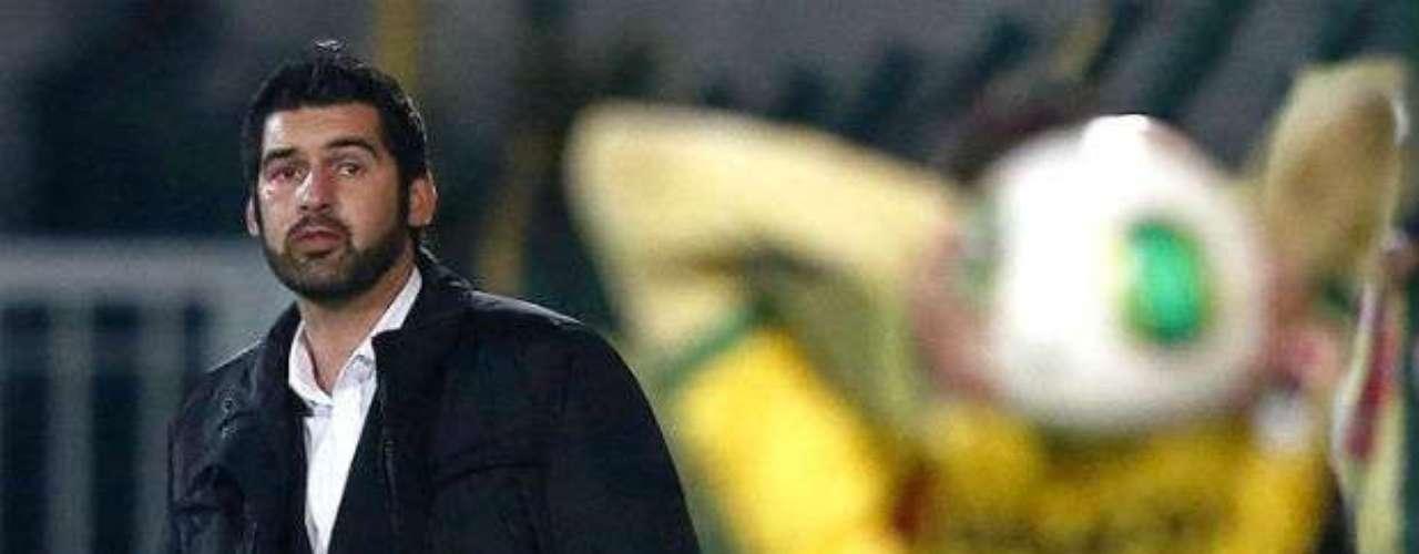Paulo Fonseca se convirtió en el nuevo entrenador del Porto, mismo club en el que jugará a partir de la siguiente temporada el defensor mexicano Diego Reyes.