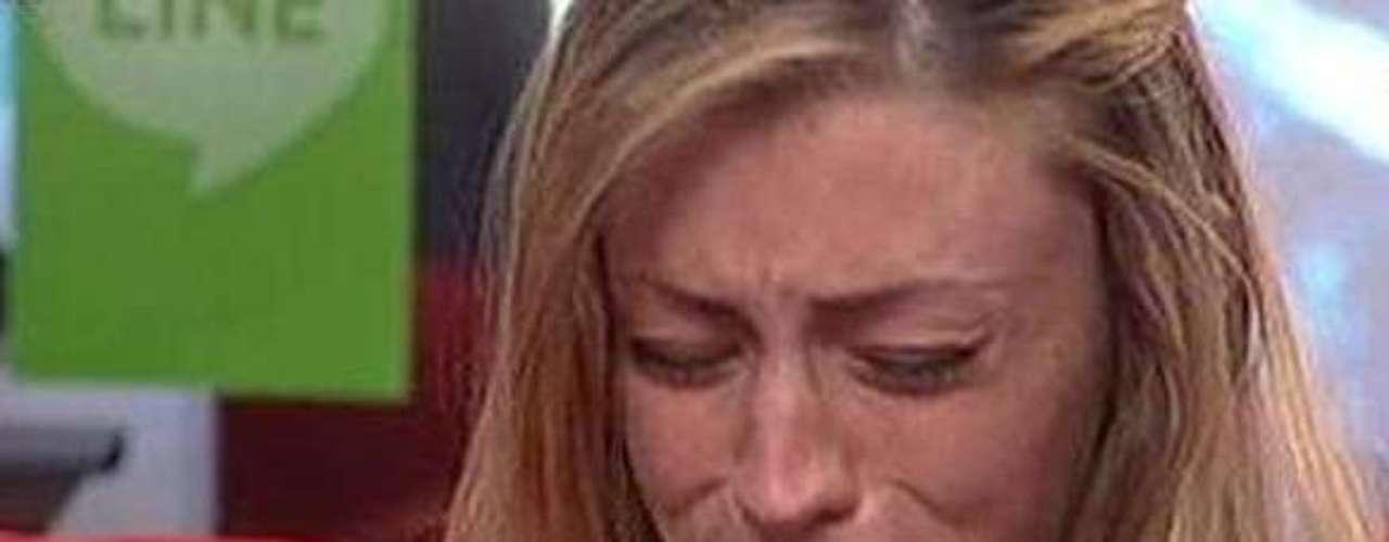 Las lágrimas fueron grandes protagonistas de la casa de Guadalix.