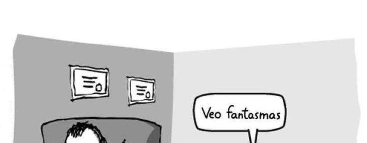 Mediante las redes sociales, los fanáticos de Racing comienzan a festejar a cuenta la caída de Independiente a la B Nacional. Así, \
