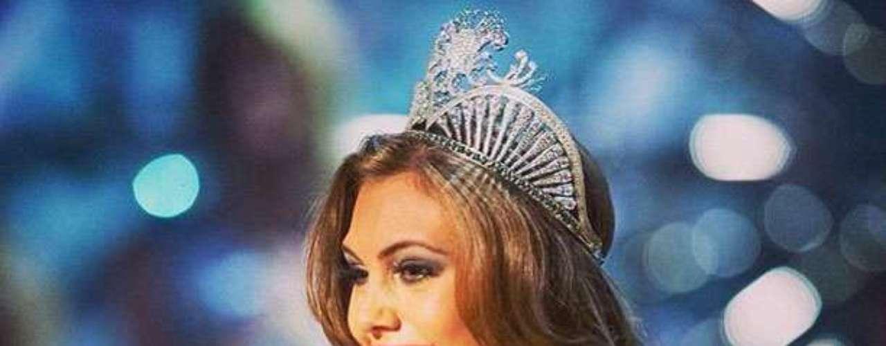 Tras haber obtenido el título de belleza más importante del país Erin Brady, Miss USA 2013, ha comenzado a cumplir con los retos que representa la coronapara ella.