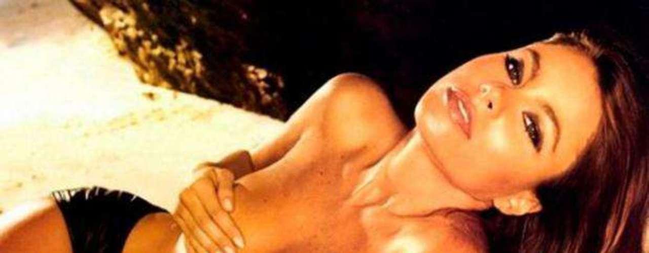 La encuesta Sex Tracker posicionó en tercer sitio a Sofía Vergara, la guapa colombiana que al parecer está presente en las fantasías de muchos varones.