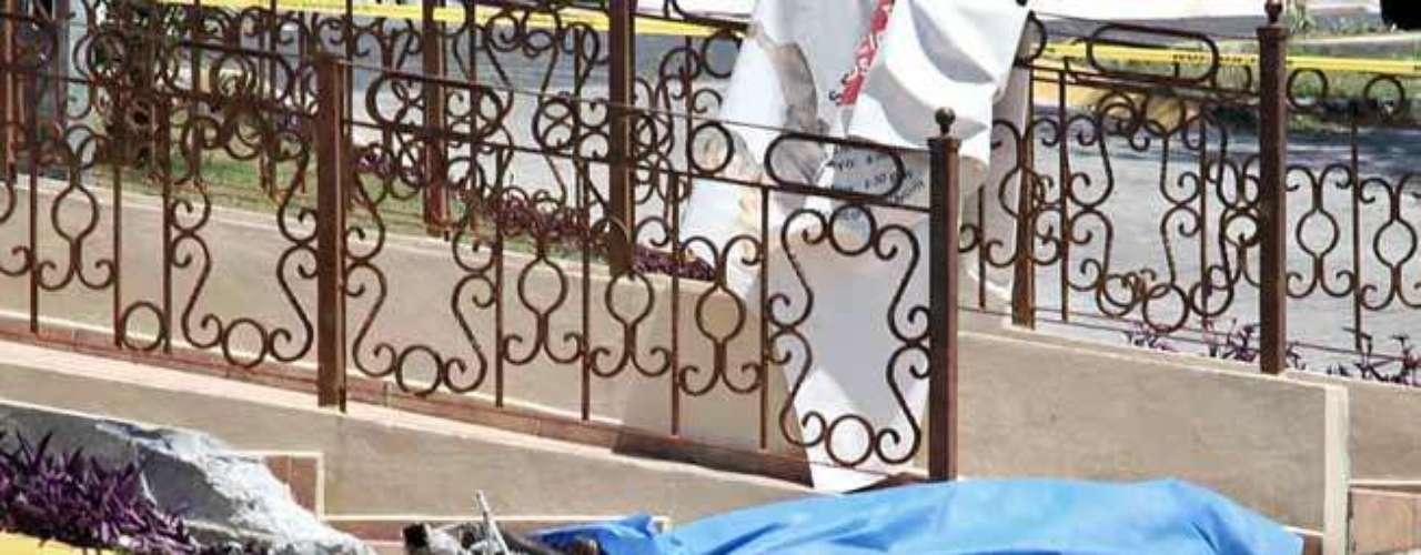 El 24 de junio, un error al volante provocó una tragedia en el que una hija mató a su padre, a un costado de la iglesia Cristo de la Montaña, en la colonia Contry La Silla del municipio de Guadalupe.
