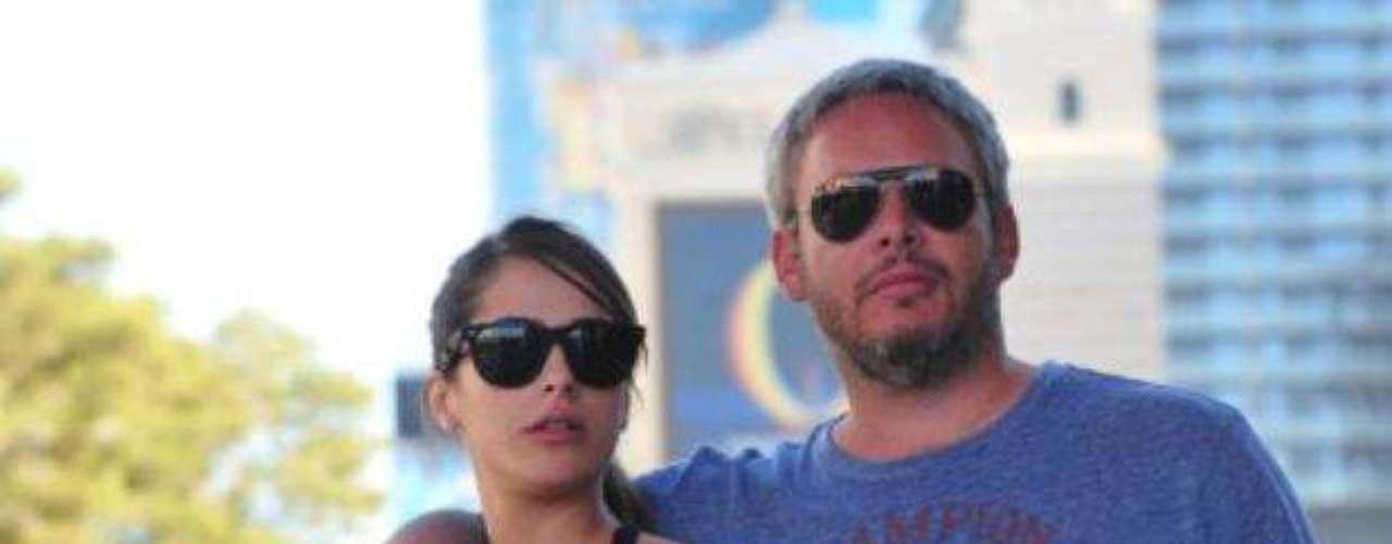 El empresario Matías Garfunkel, esposo de la modelo Victoria Vanucci, también está dentro de la lista de Massa, que se ve que adhirió a la onda PRO, de posicionar candidatos que no sean del ambiente político tradicional.